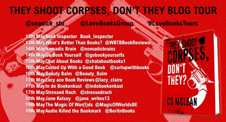 They Shoot Corpses blog tour