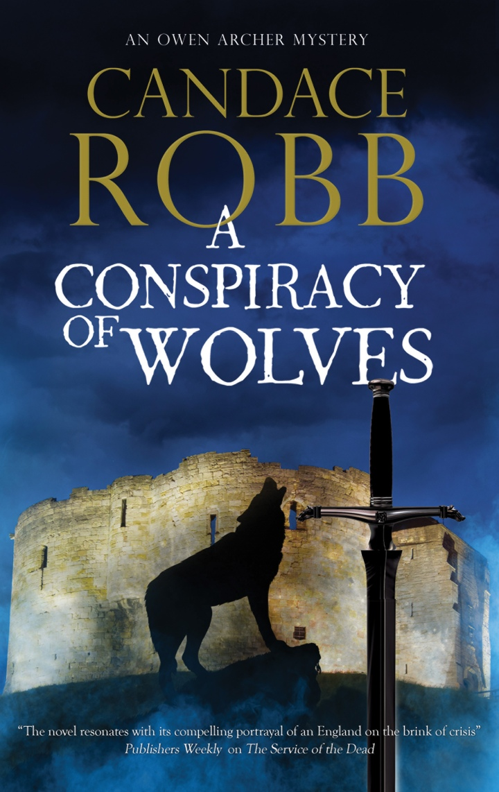 A Conspiracy of Wolves Cover