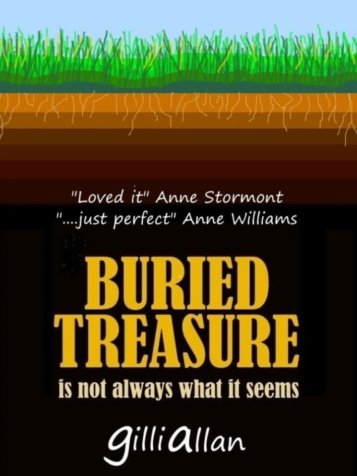 Buried Treasure Cover