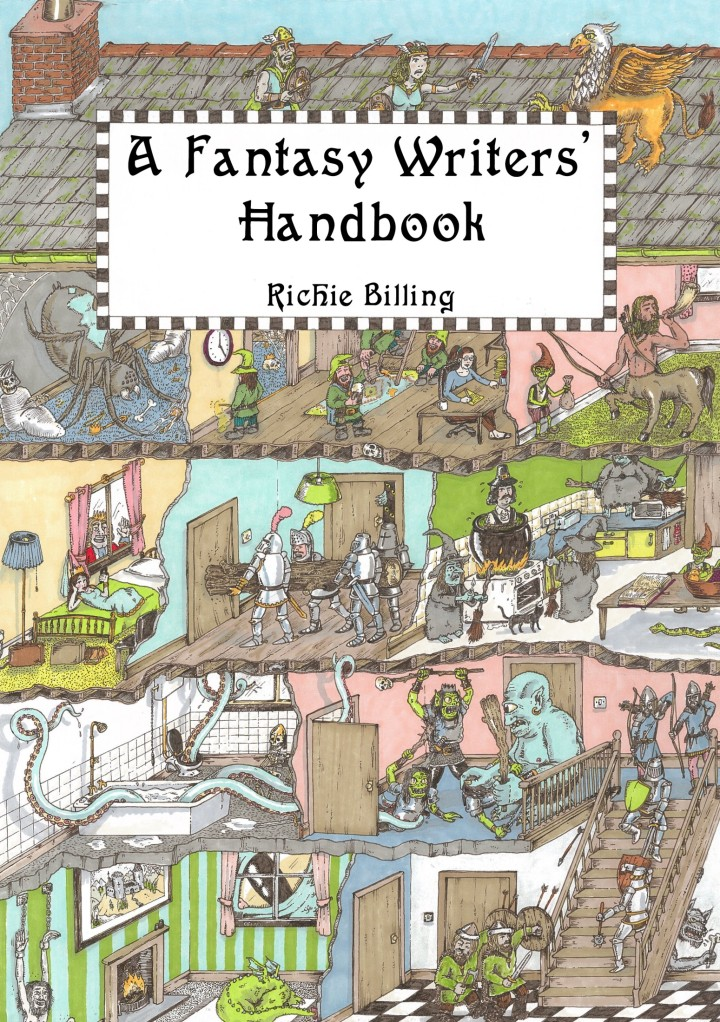 Fantasy Writers' Handbook, A - Richie Billing