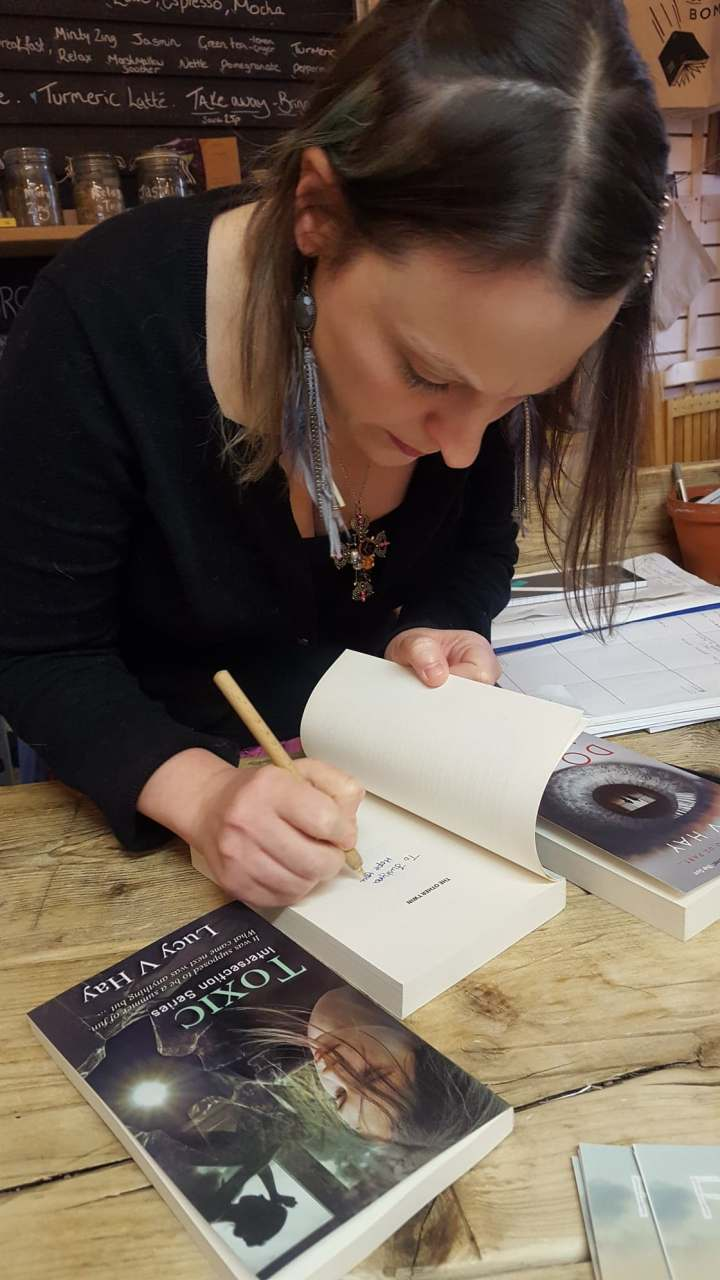 The Lynmouth Stories - book signing_LV Hay (1)