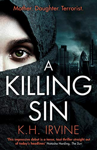 A Killing Sin cover