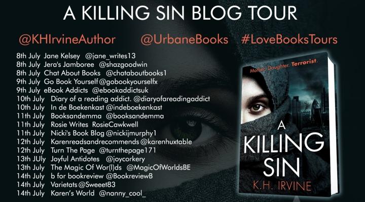 A Killing Sin tour