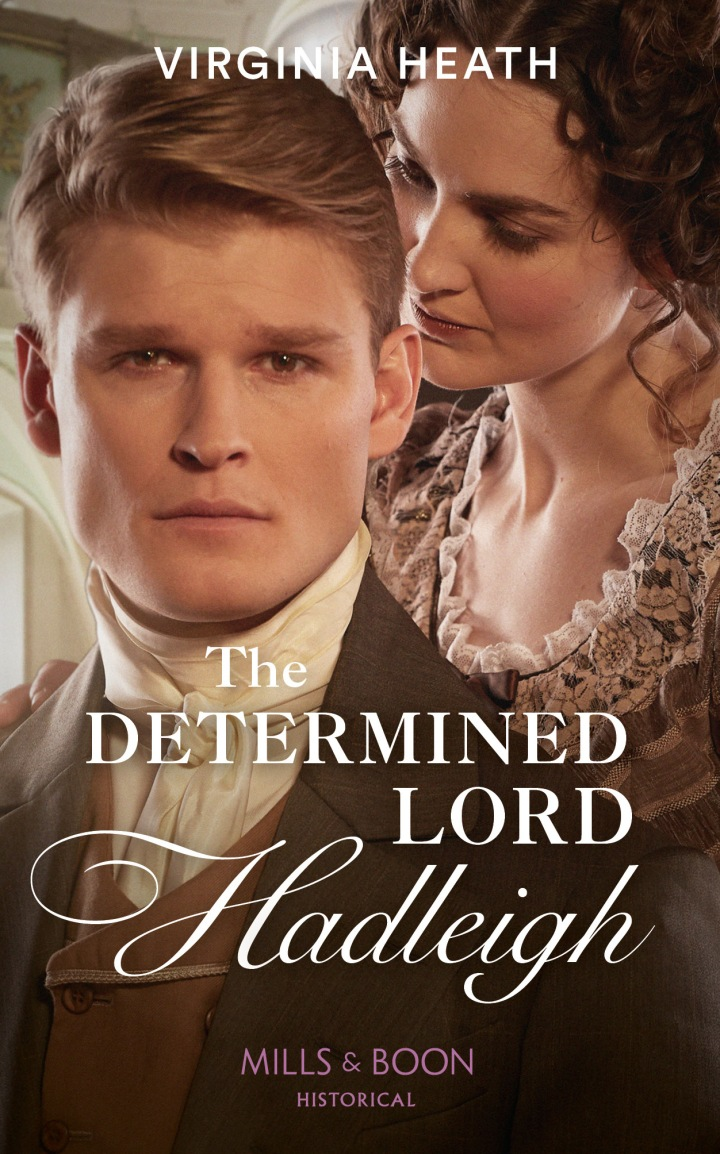 The Determinded Lord Hadleigh cover UK better