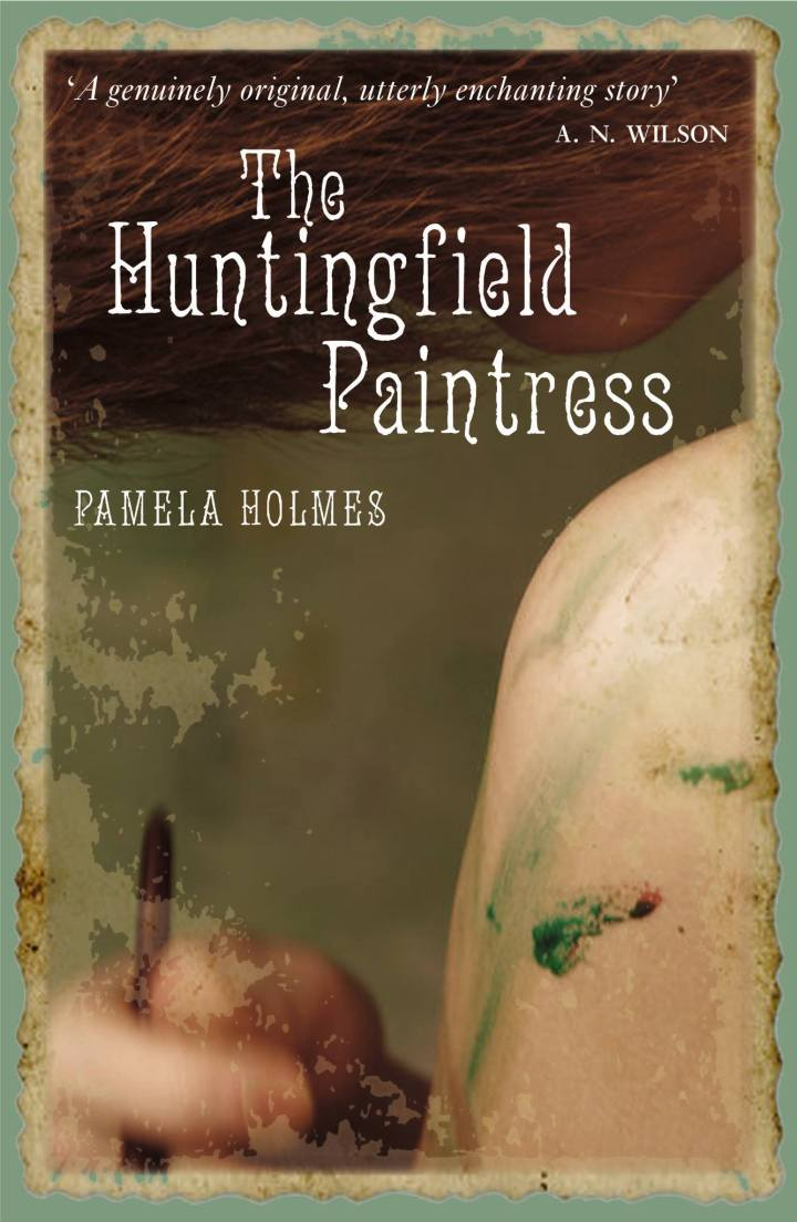 The Huntingfield Paintress cover