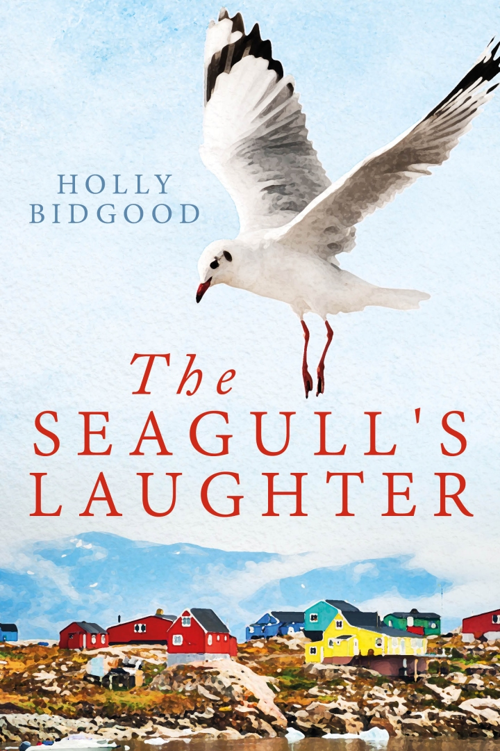 The Seagull's Laughter Cover LARGE EBOOK