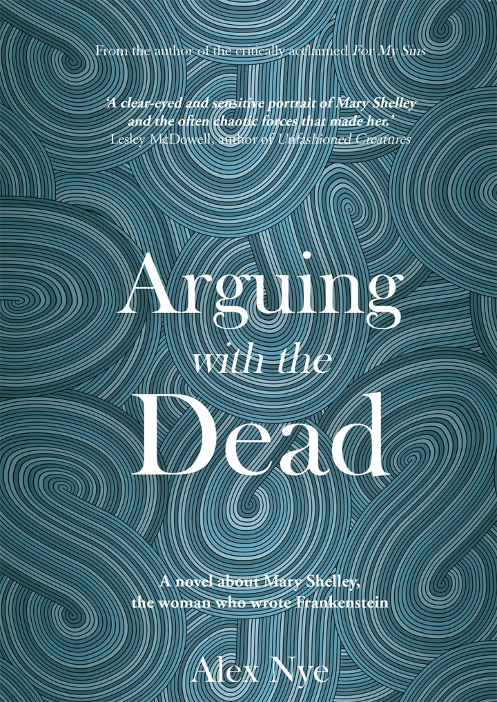Arguing with the Dead cover
