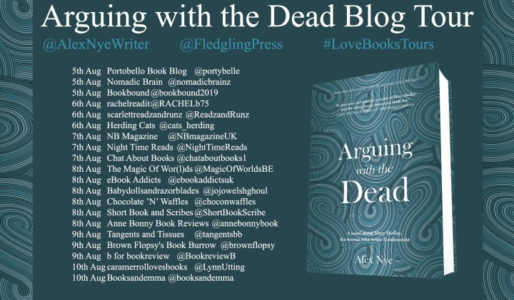 Arguing with the Dead tour