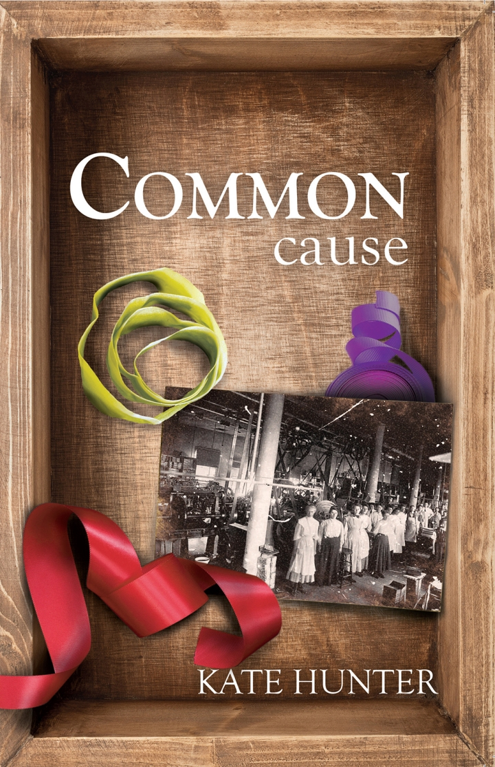 Common Cause cover