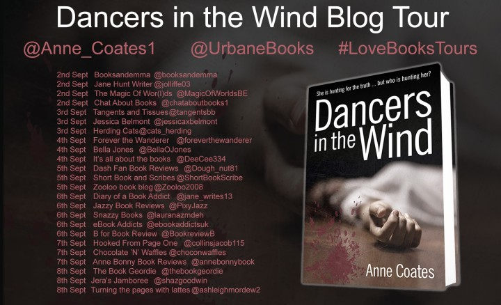 Dancers In The Wind tour
