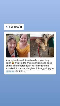 Facebook Memories August 2019
