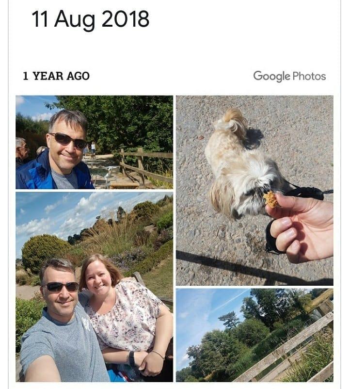 Google memories