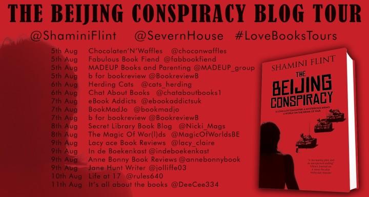 The Beijing Conspiracy tour