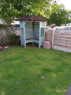 The Kenmore garden 2