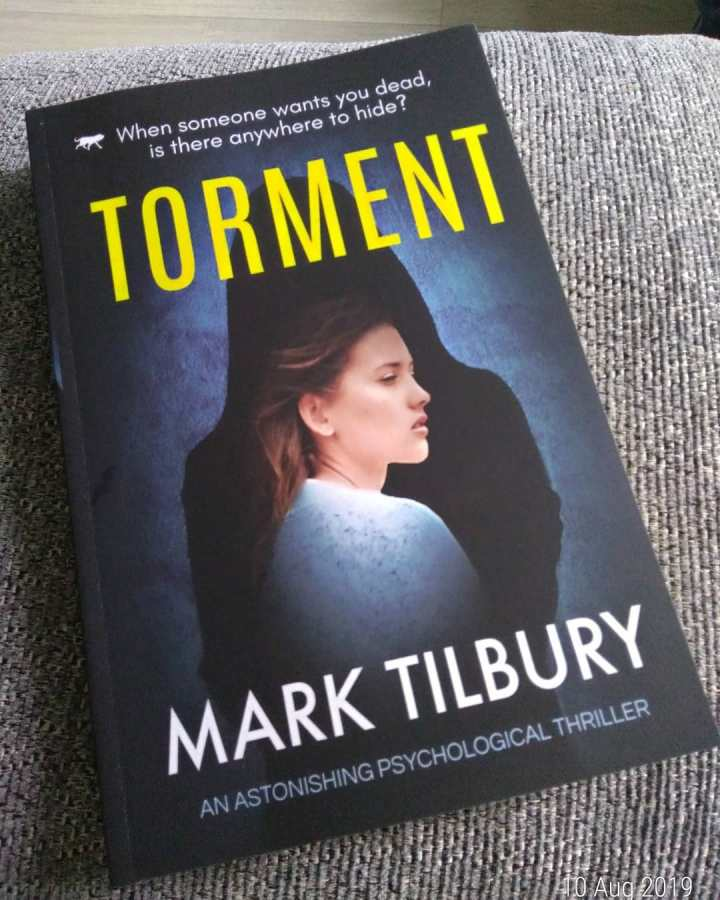 Torment signed copy