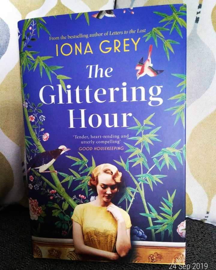 Iona Grey The Glittering Hour