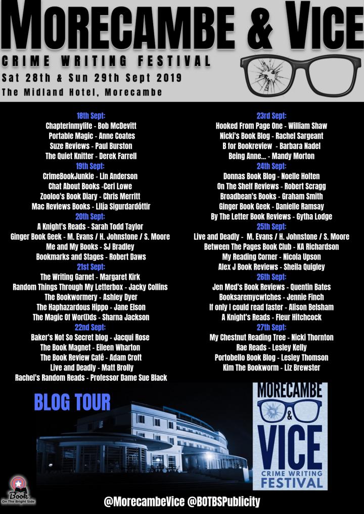 Morcambe & Vice 2019 tour