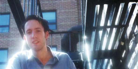 Paul Tudor Owen in New York in 2000