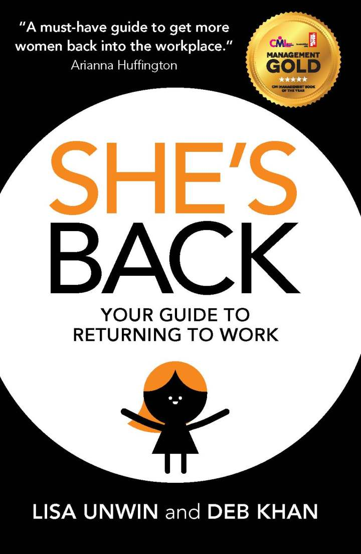 She's Back cover