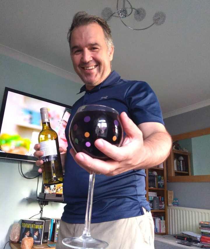 Steve & wine
