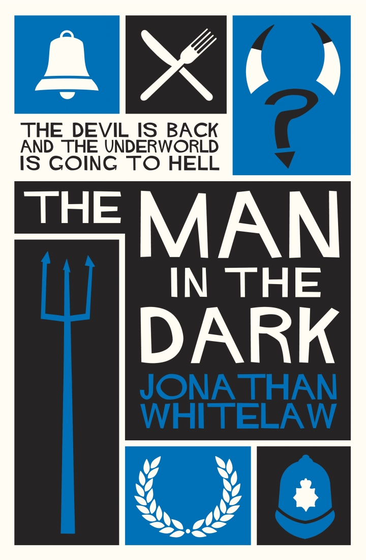 The Man In The Dark cover