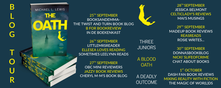 The Oath blog tour