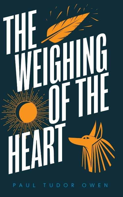 The Weighing of the Heart cover