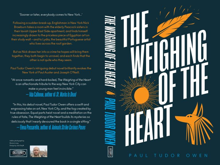 The Weighing of the Heart full cover