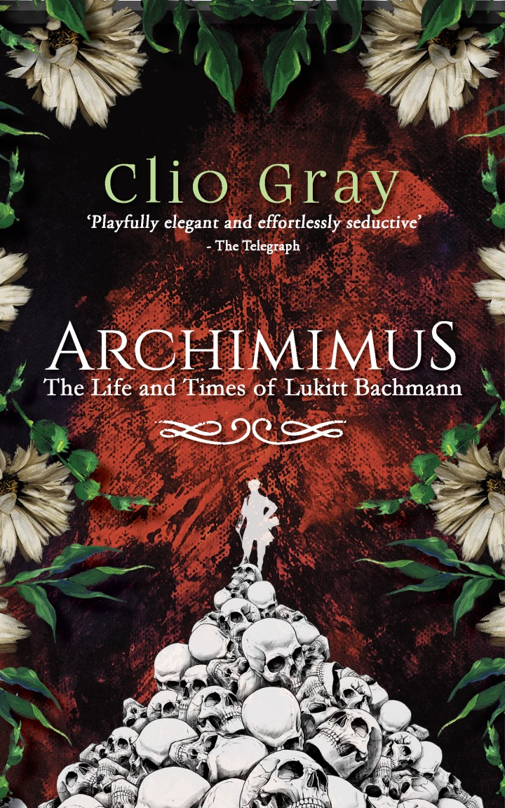 Archimimus cover