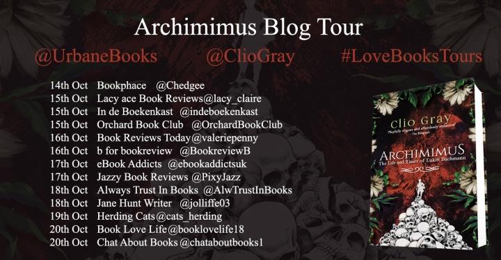 Archimimus tour