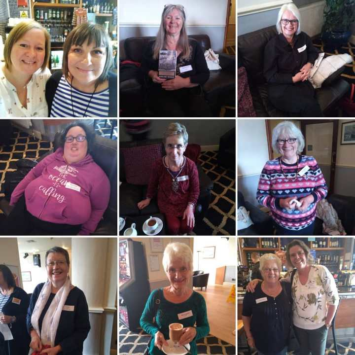 Book Blogger Author meet up October 2019