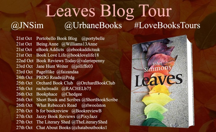 Leaves blog tour