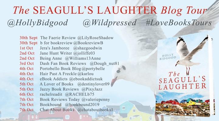 Seagulls Laughter tour