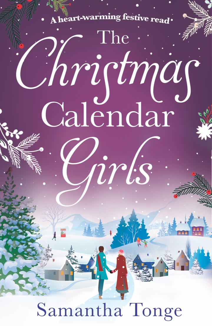 The Christmas Calendar Girls cover