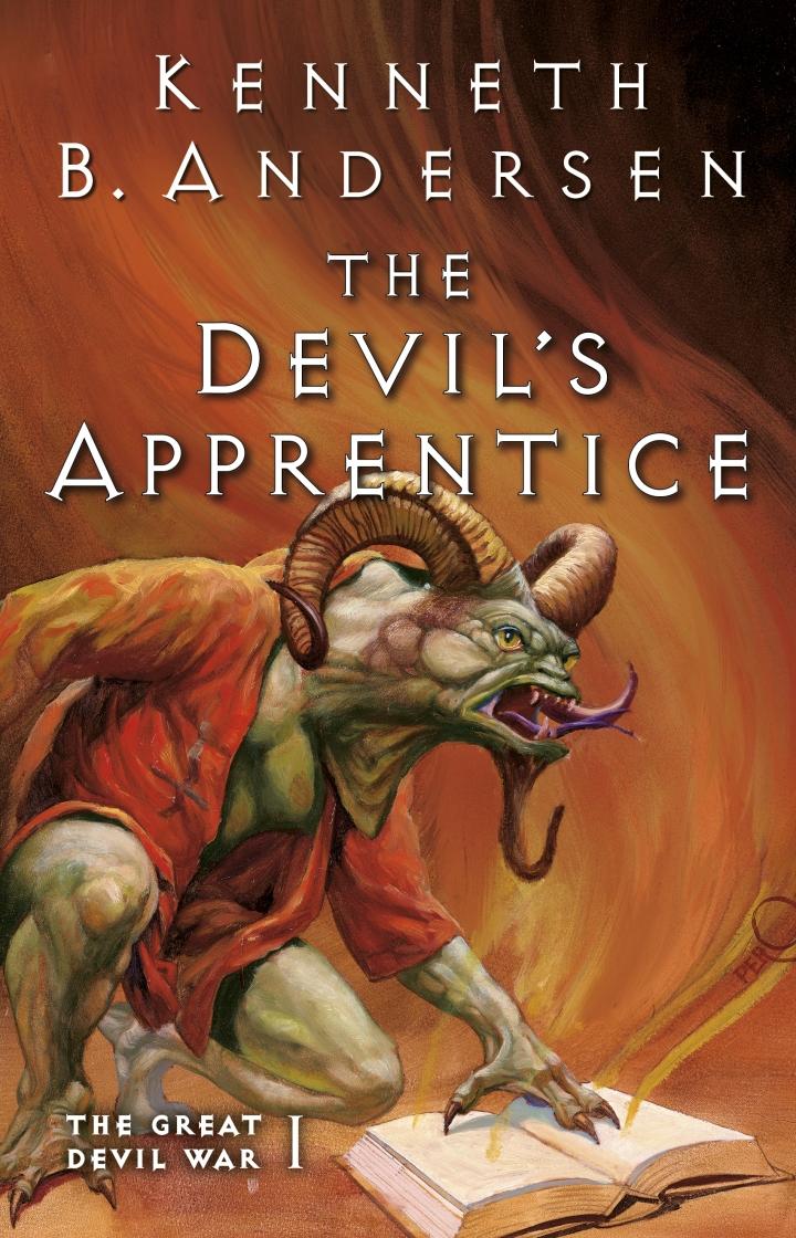 The Devil's Apprentice cover