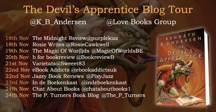The Devil's Apprentice tour