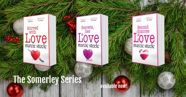 The Somerley Series Marcie Steele