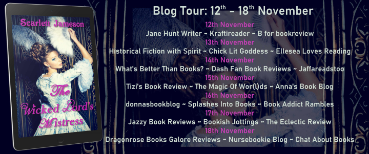 The Wicked Lords Mistress tour