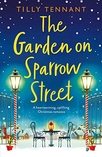 The Garden on Sparrow Street cover