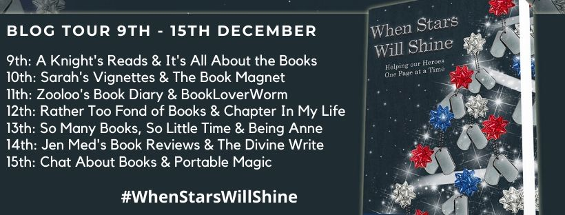 When Stars Will Sine Blog Tour Week One NEW