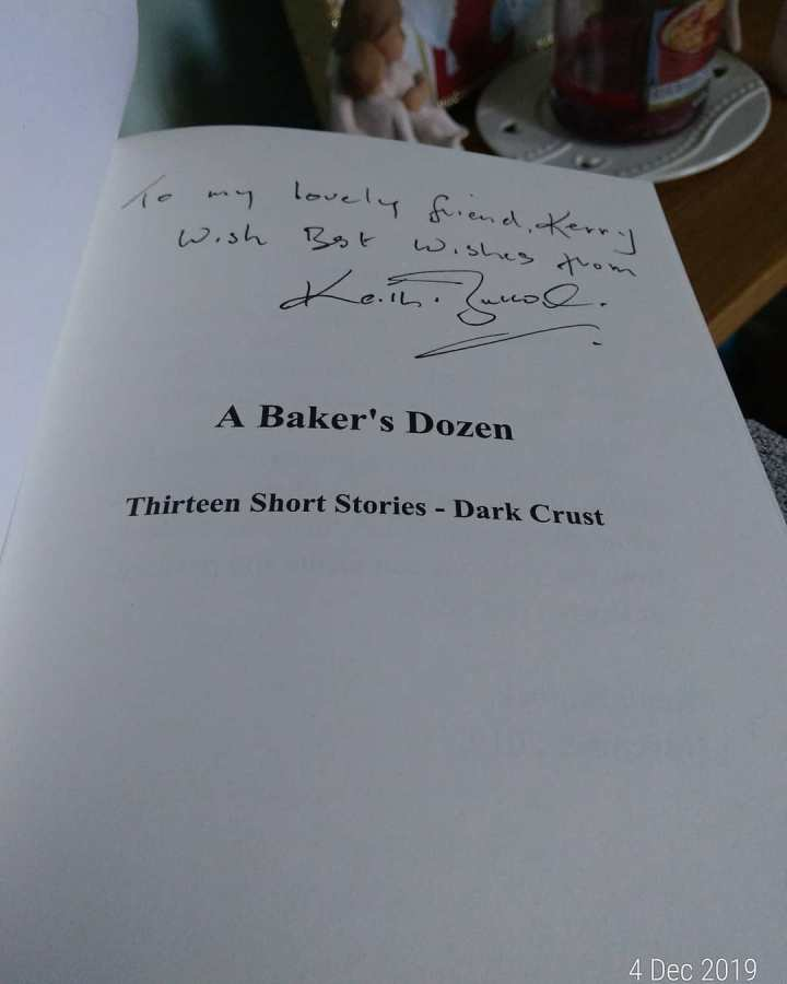 A Baker's Dozen paperback 3