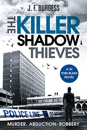 The Killer Shadow Thieves cover