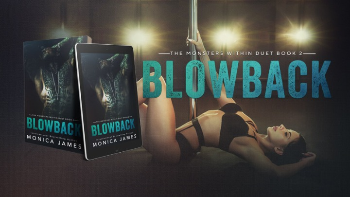 Blowback cover reveal