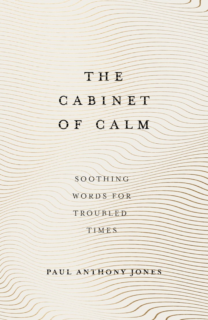 Cabinet of Calm jkt
